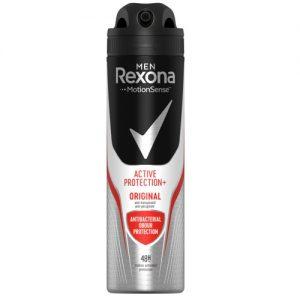 Vyr. purškiamasis antitranspirantas-antiperspirantas REXONA MEN ACTIVE PROTECTION+ORIGINAL, 150 ml