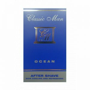 Losjonas po skutimosi CLASSIC MAN OCEAN, 100 ml