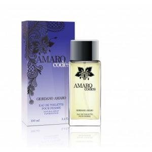Moteriškas parfumuotas vanduo AMARO CODES, 100 ml