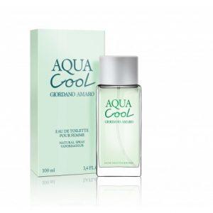 Moteriškas kvapusis vanduo AQUA COOL, 100 ml
