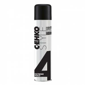 Plaukų lakas C:EHKO STYLE BRILIANT 4, 400 ml