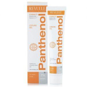 Vėsinamasis gelis REVUELE PANTHENOL, 75 ml