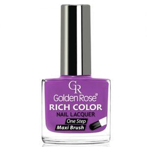 Nagų lakas GOLDEN ROSE RICH COLOR, Nr. 26, 10,5 ml