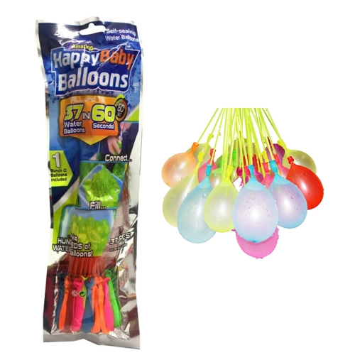 Vandens balionai, 37 vnt.