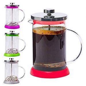 Nuspaudžiamas kavinukas ELEGANCE, 800 ml, 1 vnt.