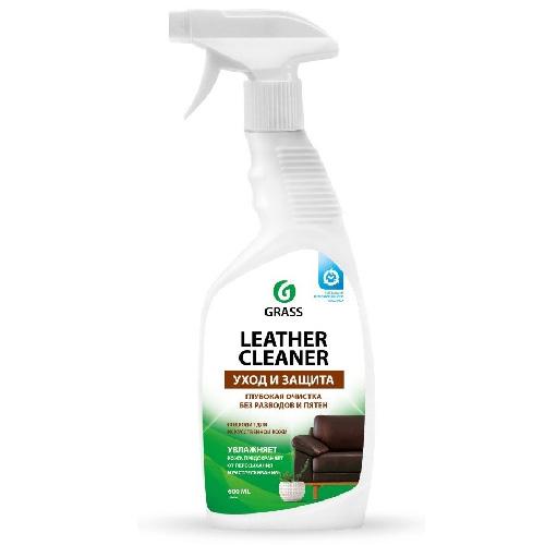 Odos valiklis-kondicionierius LEATHER CLEANER, 600 ml