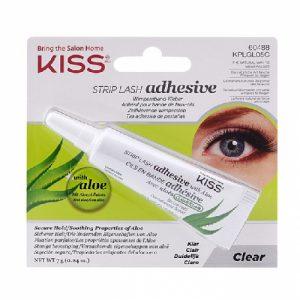 Dirbtinių blakstienų klijai KISS ALOE, 5 g