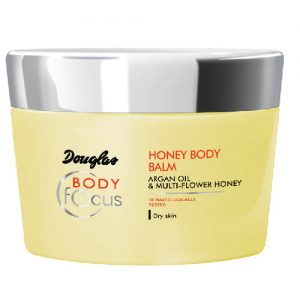 Medaus kūno balzamas DOUGLAS BODY FOCUS, 200 ml