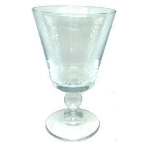 Vyno taurė su burbuliuku, 200 ml, H-14,5 cm, 1 vnt.