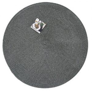 Stalo padėkliukas pilkos spalvos HAUSHALTS, Ø 38 cm